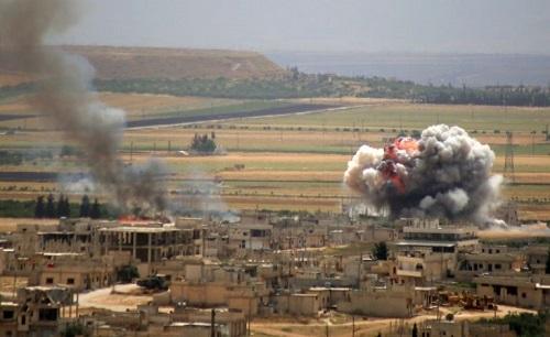 Tình hình Syria mới nhất ngày 30/6: Mỹ cáo buộc Damascus cố tình trì hoãn hoà bình - Ảnh 3