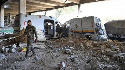 Tình hình Syria mới nhất ngày 7/6: Cuộc nội chiến làm thay đổi mối quan hệ Israel – Thổ Nhĩ Kỳ - Ảnh 2