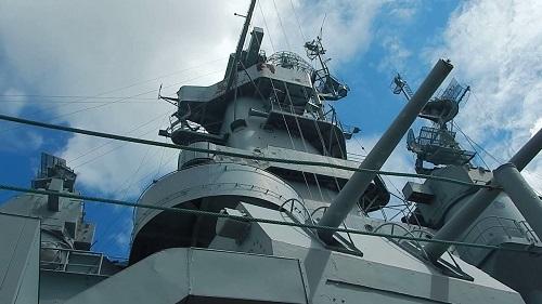 Chiến hạm huyền thoại: Sức mạnh khó tin của tàu Mỹ USS Massachusetts trong Thế chiến thứ II - Ảnh 2