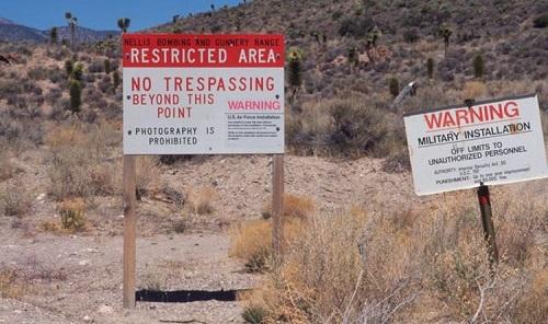 Thợ săn UFO muốn xông vào khu vực tuyệt mật Vùng 51 có thể mất mạng - Ảnh 1