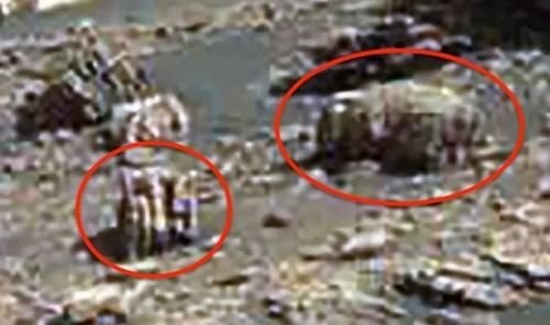 NASA vô tình làm lộ hình ảnh thiết bị cơ khí của người ngoài hành tinh trên sao Hoả? - Ảnh 1