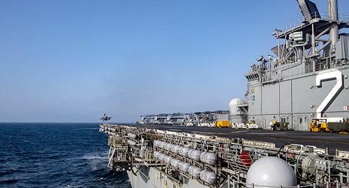 Nga lo ngại về nguy cơ bùng nổ xung đột trên Vịnh Ba Tư vì căng thẳng giữa Mỹ và Iran - Ảnh 1