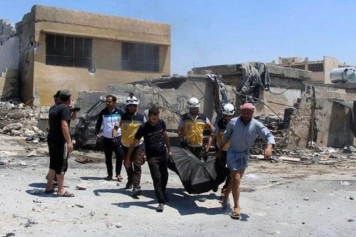 Tình hình Syria mới nhất ngày 2/7: Israel bị cáo buộc không kích khiến 25 dân thường thương vong - Ảnh 1