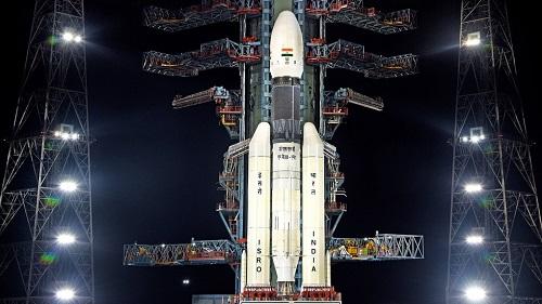 Nóng: Ấn Độ gửi tàu vũ trụ lên Mặt trăng vào hôm nay - Ảnh 1