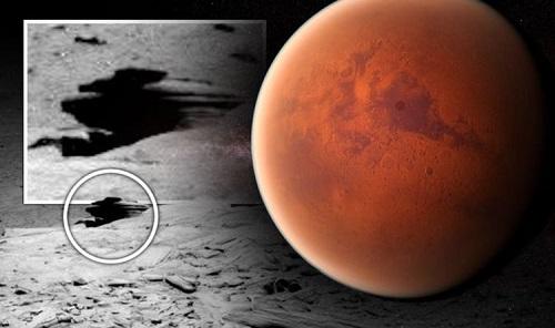 Tàu thăm dò Spirit của NASA phát hiện ra căn cứ UFO trên sao Hoả từ gần chục năm trước? - Ảnh 1