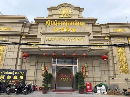 Trung Quốc chi tiền xây hàng loạt casino nghìn tỷ ở Campuchia - Ảnh 1