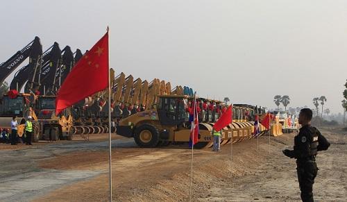 Những dự án đầu tư nghìn tỷ của Trung Quốc vào Campuchia  - Ảnh 1