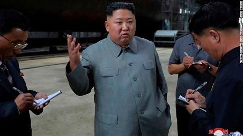Hàn Quốc: Triều Tiên phóng 'tên lửa kiểu mới', có nguy cơ phá hoại tiến trình hoà bình - Ảnh 1