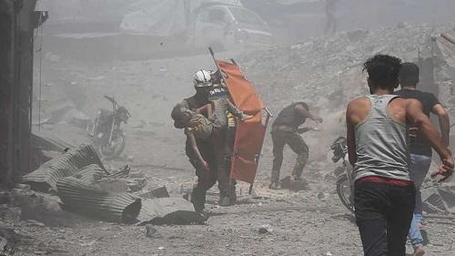 Tin tức Syria mới nóng nhất hôm nay: Nga tố Mỹ đào tạo chiến binh, hút dầu của Syria  - Ảnh 2