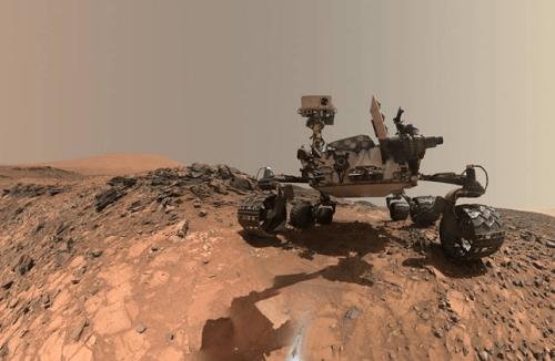 """Thực hư việc tàu thăm dò của NASA phát hiện """"mái vòm ngoài hành tinh"""" trên Sao Hỏa - Ảnh 2"""