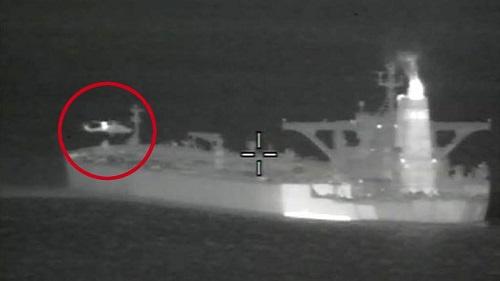 Tình hình Syria mới nhất ngày 5/7: Thuỷ quân lục chiến Hoàng gia Anh bắt tàu chở dầu của Damascus - Ảnh 1