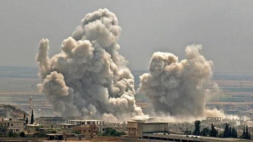 Tình hình Syria mới nhất ngày 5/7: Thuỷ quân lục chiến Hoàng gia Anh bắt tàu chở dầu của Damascus - Ảnh 3