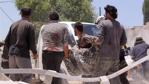 Tình hình Syria mới nhất ngày 8/7: Hơn 500 dân thường thiệt mạng vì không kích  - Ảnh 1