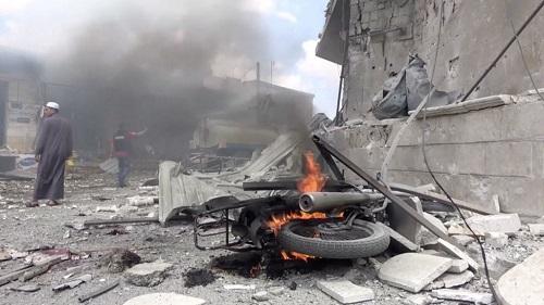 Tin tức Syria mới nóng nhất hôm nay (1/8): LHQ cảnh báo thảm hoạ tồi tệ nhất thế kỷ ở Idlib - Ảnh 1