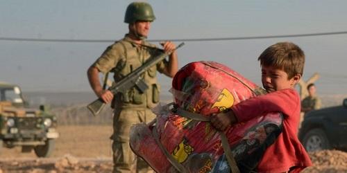 Cuộc sống ở biên giới Syria – Thổ Nhĩ Kỳ: Một trong những khu vực nguy hiểm nhất thế giới - Ảnh 1