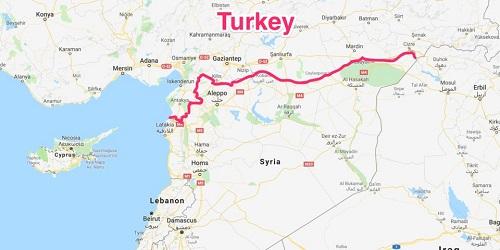 Cuộc sống ở biên giới Syria – Thổ Nhĩ Kỳ: Một trong những khu vực nguy hiểm nhất thế giới - Ảnh 2