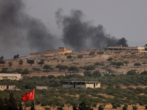 Cuộc sống ở biên giới Syria – Thổ Nhĩ Kỳ: Một trong những khu vực nguy hiểm nhất thế giới - Ảnh 7