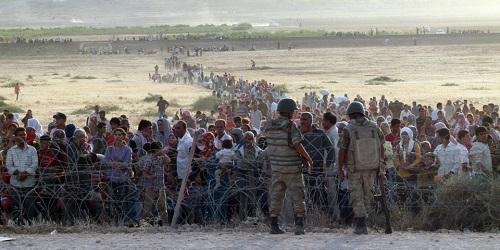 Cuộc sống ở biên giới Syria – Thổ Nhĩ Kỳ: Một trong những khu vực nguy hiểm nhất thế giới - Ảnh 9