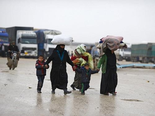 Cuộc sống ở biên giới Syria – Thổ Nhĩ Kỳ: Một trong những khu vực nguy hiểm nhất thế giới - Ảnh 10