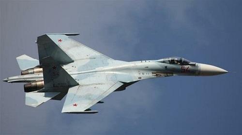 Nga điều Su-27 đánh chặn chiến đấu cơ của NATO tiếp cận máy bay chở Bộ trưởng Quốc phòng - Ảnh 1
