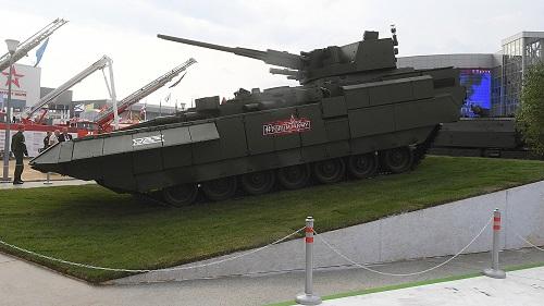 Nga nâng cấp xe tăng hạng nhẹ cùng hệ thống pháo mới có tốc độ bay cực khủng - Ảnh 1