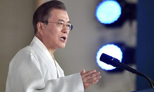 Tổng thống Hàn Quốc: Bán đảo Triều Tiên sẽ được thống nhất vào năm 2045 - Ảnh 1