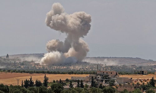 Tin tức Syria mới nóng nhất hôm nay (20/8): Pháp kêu gọi Nga tôn trọng thoả thuận ngừng bắn  - Ảnh 2
