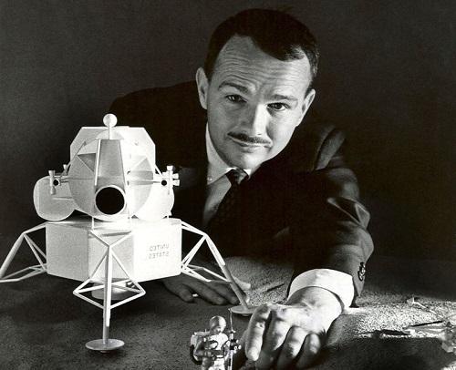 Eugene Shoemaker: Người duy nhất của nhân loại yên nghỉ trên Mặt trăng - Ảnh 1