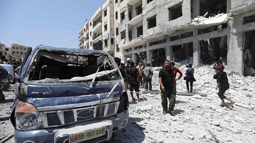 Chiến sự Syria: Có hay không việc Nga triển khai đặc nhiệm đến 'chảo lửa' Idlib? - Ảnh 2