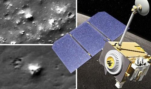 Thêm bằng chứng Tàu Vũ trụ Trinh sát Mặt trăng của NASA phát hiện UFO ngoài hành tinh - Ảnh 1