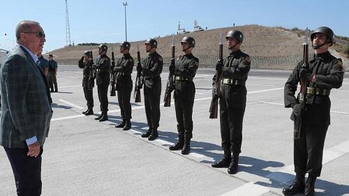 Tin tức Syria mới nóng nhất hôm nay (5/8): Thổ Nhĩ Kỳ tuyên bố tấn công chiến trường phía Bắc Syria - Ảnh 1