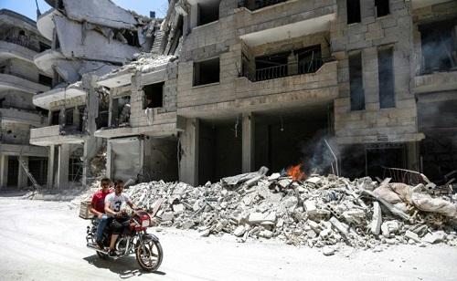 Tin tức Syria mới nóng nhất hôm nay (5/8): Thổ Nhĩ Kỳ tuyên bố tấn công chiến trường phía Bắc Syria - Ảnh 3