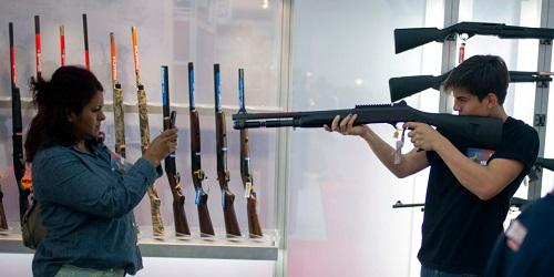 Bao nhiêu người Mỹ đang sở hữu súng? - Ảnh 6