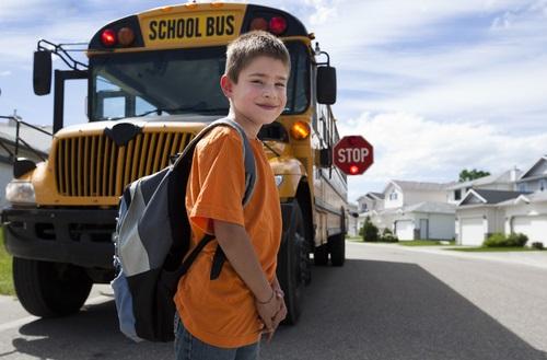Tiêu chuẩn xe buýt đưa đón học sinh ở Mỹ, Singapore như thế nào? - Ảnh 2