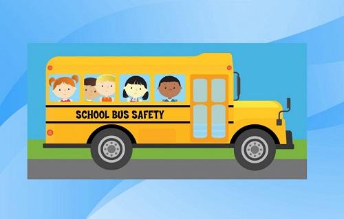 Tiêu chuẩn xe buýt đưa đón học sinh ở Mỹ, Singapore như thế nào? - Ảnh 1