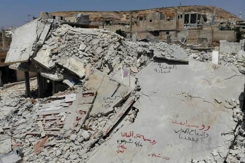 Tin tức Syria mới nóng nhất hôm nay (7/8): Quân chính phủ không kích dữ dội vào chảo lửa Idlib - Ảnh 1