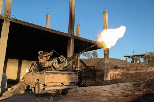 Tin tức Syria mới nóng nhất hôm nay (9/8): Xung đột leo thang đẩy Idlib vào tình cảnh hỗn loạn - Ảnh 1