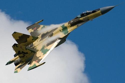Lộ diện đối thủ xứng tầm của tiêm kích 'bóng ma bầu trời' Su-57  - Ảnh 1