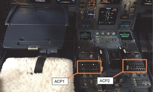 Máy bay Đức chở 326 người phải quay đầu vì cơ trưởng làm đổ cà phê  - Ảnh 1