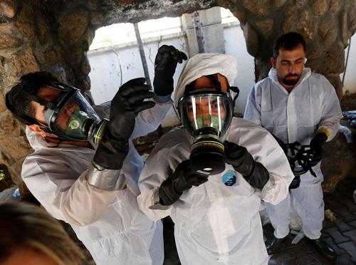 Quân đội Mỹ 'mất ăn mất ngủ' vì nguy cơ từ vũ khí hóa học và sinh học  - Ảnh 1