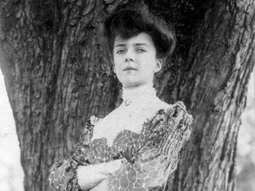 Alice Roosevelt: 'Tiểu thư lập dị nhất Nhà Trắng' - Ảnh 1