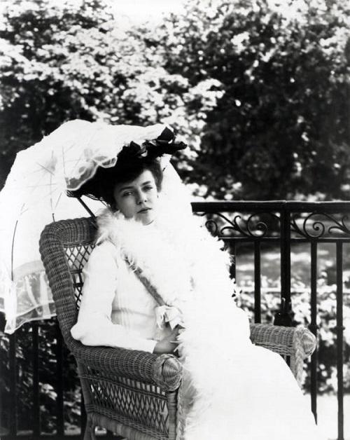 Alice Roosevelt: 'Tiểu thư lập dị nhất Nhà Trắng' - Ảnh 3