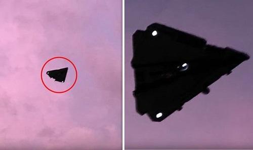 Xôn xao tin UFO bí ẩn xuất hiện trên bầu trời căn cứ quân sự bí mật của Mỹ - Ảnh 1