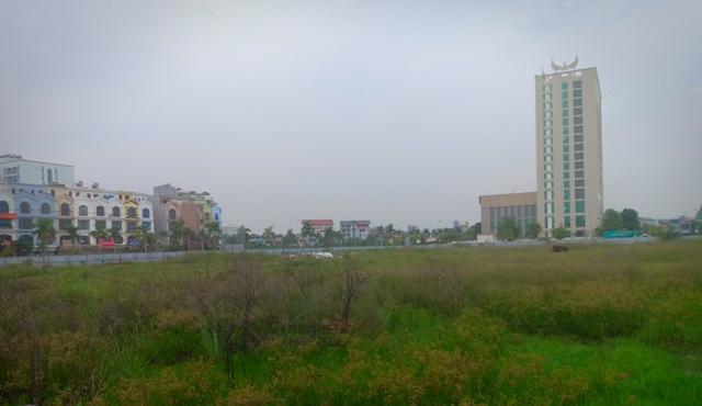 Dự án TTTM Nguyễn Kim Thanh Hóa (Kỳ 1): Hơn 4 năm triển khai vẫn là bãi đất trống trải, hoang vu! - Ảnh 2