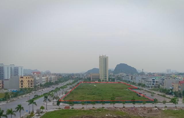 Dự án TTTM Nguyễn Kim Thanh Hóa (Kỳ 1): Hơn 4 năm triển khai vẫn là bãi đất trống trải, hoang vu! - Ảnh 1