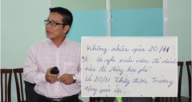 Ngày Nhà giáo Việt Nam  20/11: Giáo viên, hoa tươi và phong bì… - Ảnh 2