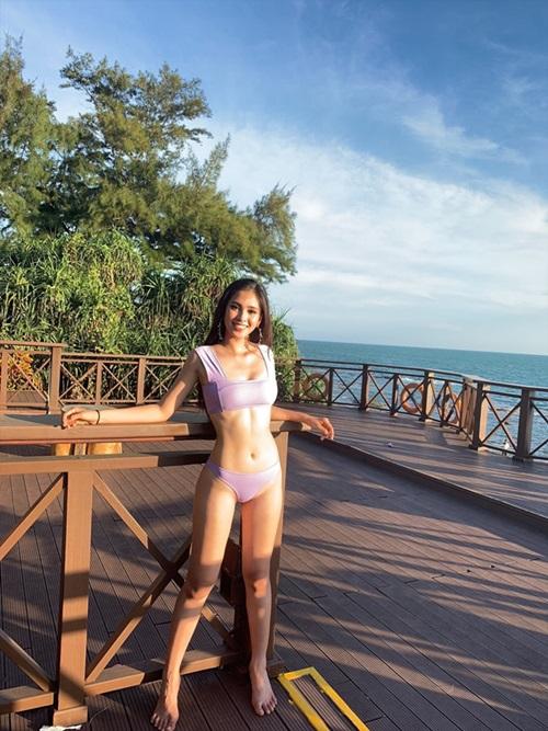 Hoa hậu Việt Nam 2018 Trần Tiểu Vy: Đạt được danh vị không khó nhưng để giữ thì không dễ dàng! - Ảnh 3
