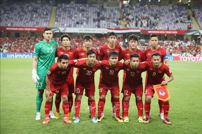 Lọt vòng 1/8 ASIAN CUP 2019, đội tuyển Việt Nam lập cột mốc lịch sử cho bóng đá Đông Nam Á - Ảnh 1