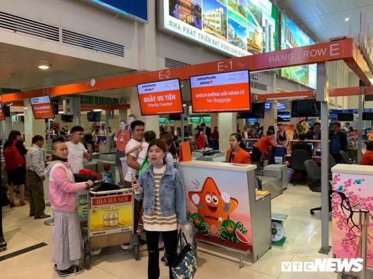 Hãng hàng không đồng loạt tăng chuyến phục vụ Tết Nguyên đán - Ảnh 1