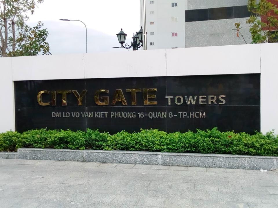 Chung cư City Gate Tower: Ở 1 năm vẫn chưa nghiệm thu, CĐT có đang coi thường tính mạng khách hàng? - Ảnh 1